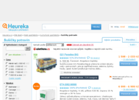 susicky-potravin.heureka.cz