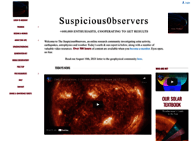suspicious0bservers.org