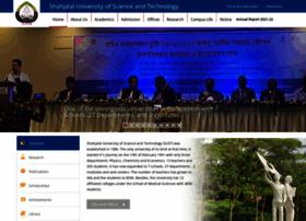 sust.edu