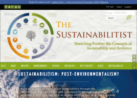 sustainabilitist.org