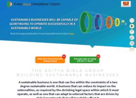 sustainability.adityabirla.com