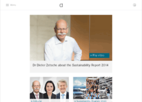 sustainability.daimler.com