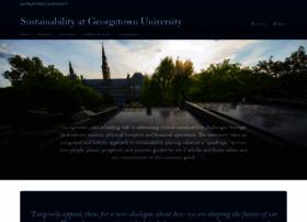 sustainability.georgetown.edu