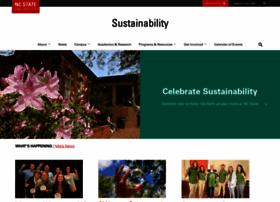 sustainability.ncsu.edu