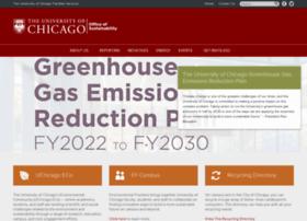 sustainability.uchicago.edu