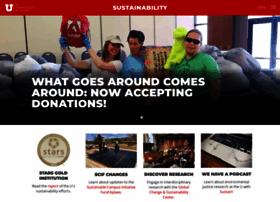 sustainability.utah.edu