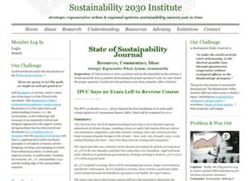 sustainability2030.com