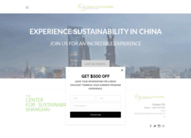 sustainabilityinchina.com