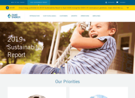 sustainabilityreport.duke-energy.com