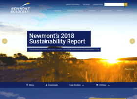 sustainabilityreport.newmont.com