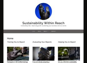 sustainabilitywithinreach.com