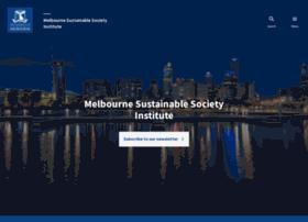 sustainable.unimelb.edu.au