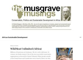 sustainableafricandevelopment.com
