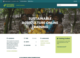 sustainableagriculturetraining.org