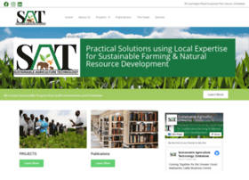 sustainableagritrust.co.zw