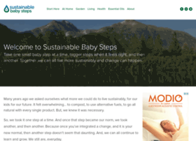 sustainablebabysteps.com