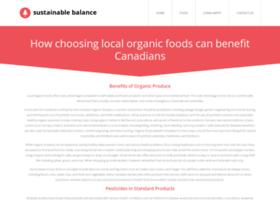 sustainablebalance.ca