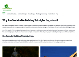 sustainablebuild.co.uk