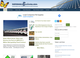 Sustainablebusiness.com