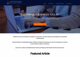 sustainablebusinesstoolkit.com