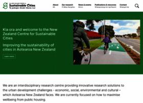 sustainablecities.org.nz