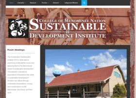 sustainabledevelopmentinstitute.org