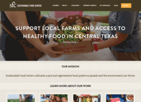 sustainablefoodcenter.org