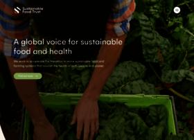 sustainablefoodtrust.org