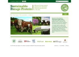 sustainableforageprotein.org