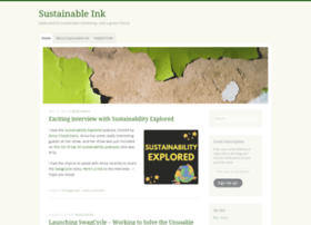 sustainableink.org