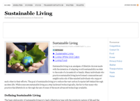 sustainableliving.com.au