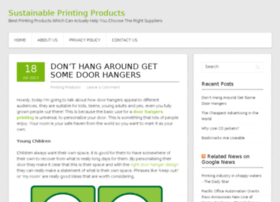 sustainableprintingproducts.com
