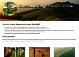 sustainablerangelands.org