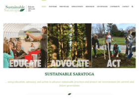 sustainablesaratoga.org