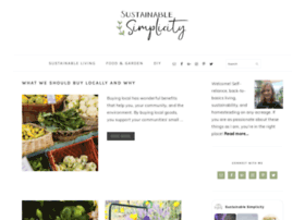 sustainablesimplicity.com