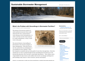 sustainablestormwater.com