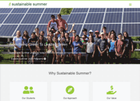 sustainablesummer.org