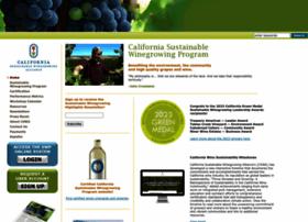 sustainablewinegrowing.org