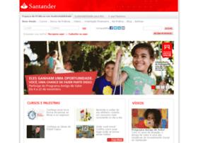 sustentabilidade.santander.com.br