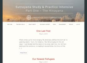 sutrayana.org