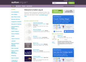sutton.org.uk