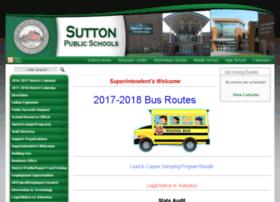 sutton.schoolfusion.us