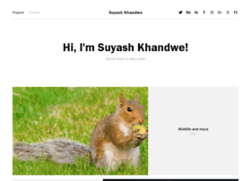 suyashkhandwe.myportfolio.com
