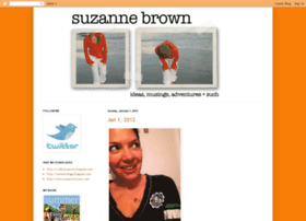 suzanne-brown.blogspot.com