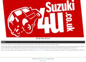 suzuki4u.co.uk