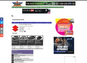 suzukibuyersguide.theautochannel.com