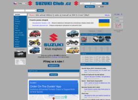 suzukiclub.cz