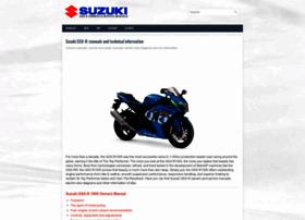 suzukigsxr.org