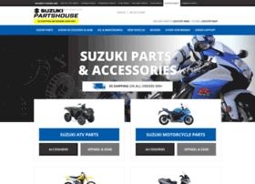 suzukipartshouse.com
