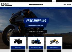 suzukipartshouse.net